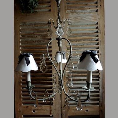 la souris grise patines sur meubles et objets realisations d abats jours montage de lampes. Black Bedroom Furniture Sets. Home Design Ideas